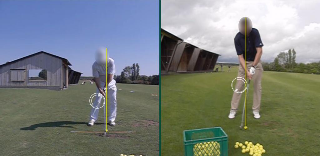 Position zwei – Die Club Golfer