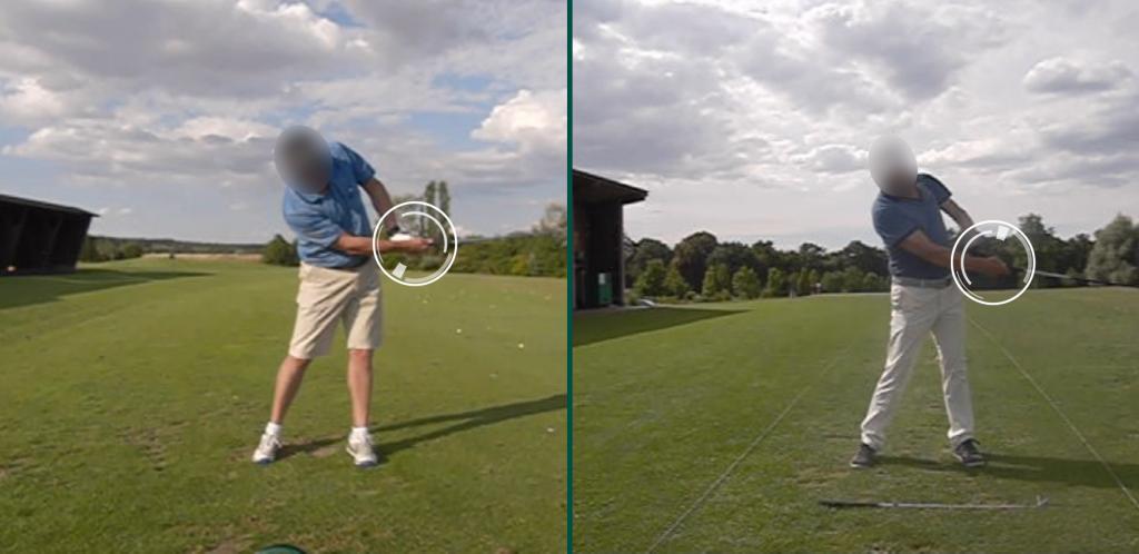 Position drei – Die Club Golfer