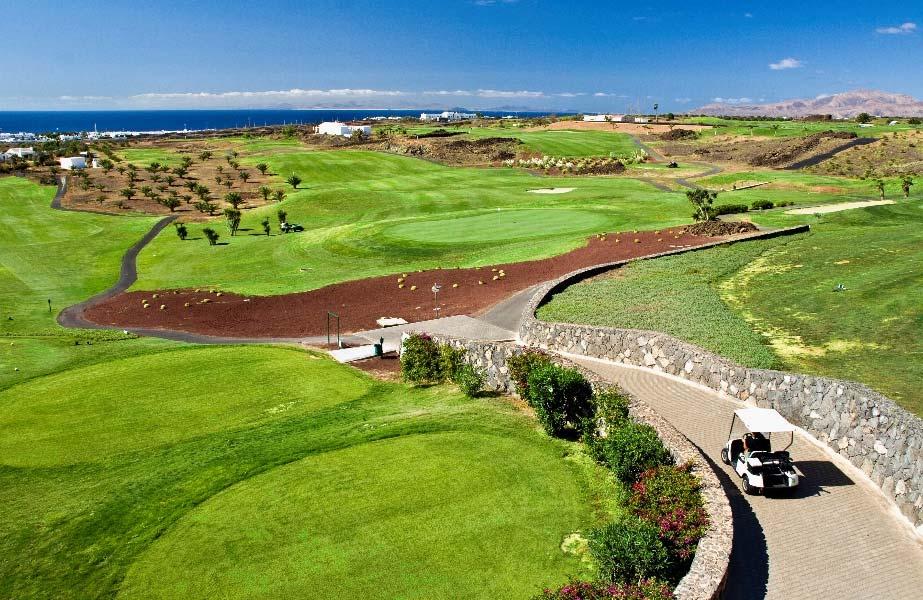 Elba Lanzarote - golf travel network